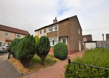 Thumbnail 2 bed semi-detached house for sale in Craigs Place, Saltcoats