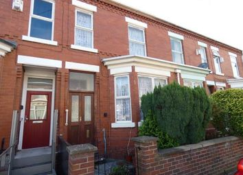 Thumbnail 3 bed terraced house for sale in Alphonsus Street, Old Trafford, Manchester, Greater Manchester