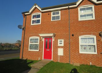 Thumbnail 3 bed semi-detached house for sale in High Main Drive, Bestwood Village, Nottingham