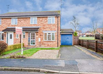 Thumbnail 4 bed semi-detached house for sale in Swan Close, Buckingham