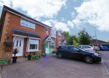 Thumbnail 2 bed semi-detached house for sale in Dulas Close, Didcot