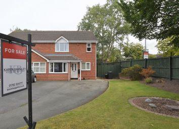 Thumbnail 3 bed semi-detached house for sale in Tara Grove, Baddeley Green, Stoke-On-Trent