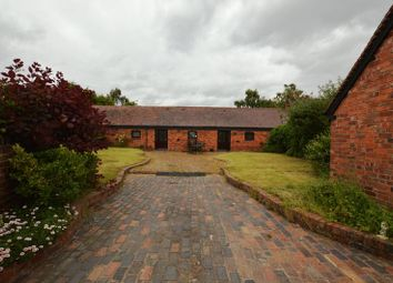 Thumbnail 2 bed barn conversion for sale in Kings Hill Lane, Coventry