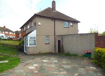 Thumbnail 3 bed semi-detached house for sale in Windham Avenue, New Addington, South Croydon, Surrey