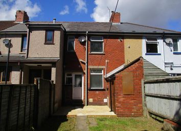 Thumbnail 3 bed terraced house to rent in Blake Road, Newport
