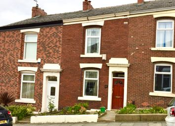 Thumbnail 2 bed terraced house for sale in 16 Woodbury Ave, Blackburn
