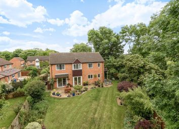 Thumbnail 4 bedroom detached house for sale in Isis Avenue, Bicester
