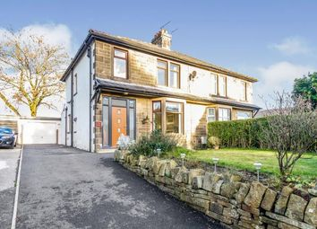 Thumbnail 3 bed semi-detached house for sale in Harpers Lane, Fence, Lancashire