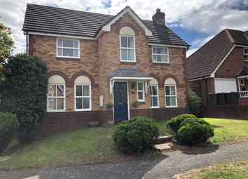 Thumbnail 4 bedroom detached house to rent in Harbours Close, Bromsgrove