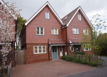 Thumbnail 4 bed semi-detached house to rent in Malthouse Mews, London Road, Holybourne, Alton