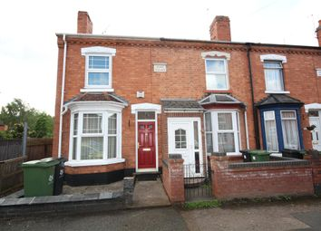Thumbnail 2 bed end terrace house to rent in Hopton Street, Worcester, Worcestershire