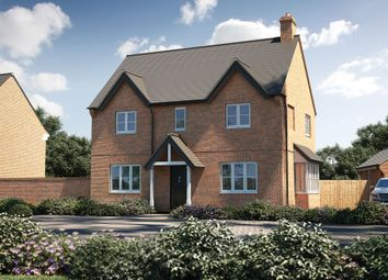 "Thumbnail 4 bed detached house for sale in ""The Arlington"" at Stocks Lane, Winslow, Buckingham"