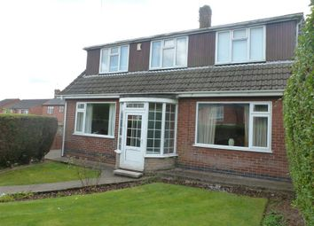 Thumbnail 4 bed detached bungalow to rent in Hill Crest Drive, Codnor, Ripley