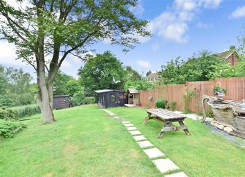 Thumbnail 4 bed detached house for sale in Four Elms Hill, Chattenden, Rochester, Kent