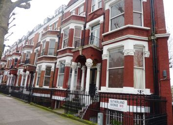 Thumbnail 1 bedroom flat to rent in Sutherland Avenue, London