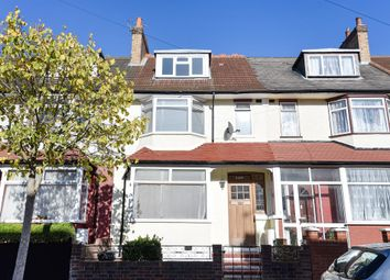 Thumbnail 4 bed terraced house for sale in Edencourt Road, London