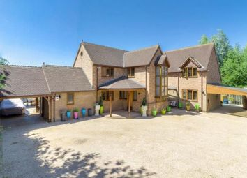 Thumbnail 5 bed detached house for sale in Boulters Lock, Giffard Park, Milton Keynes