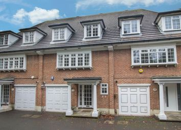 Thumbnail 4 bed terraced house for sale in Swiss Cottage Place High Road, Loughton