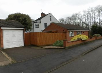 Thumbnail 2 bed bungalow for sale in Perseverance Road, Birstall, Leicester