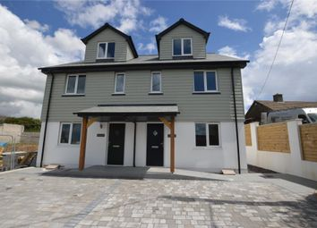 Thumbnail 3 bed semi-detached house for sale in St. Enoder View, My Lords Road, Fraddon, St. Columb