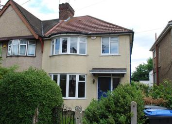Thumbnail 3 bedroom end terrace house for sale in Wyld Way, Wembley, London