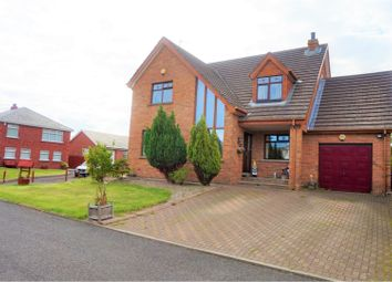Thumbnail 4 bed detached house for sale in Blackcave Manor, Larne
