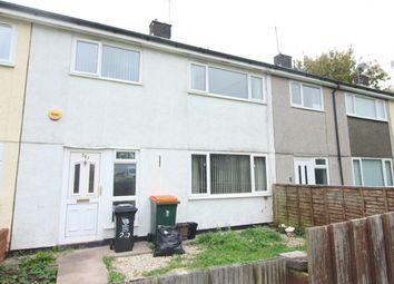 Thumbnail 3 bed terraced house for sale in Waltwood Road, Llanmartin, Newport