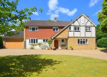 Thumbnail 5 bed detached house for sale in The Street, West Clandon, Guildford