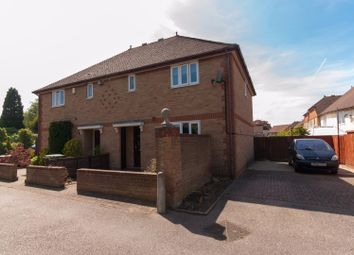 Thumbnail 3 bed semi-detached house for sale in School Road, Faversham