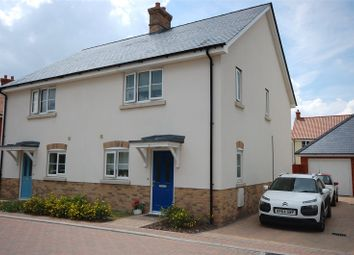 Thumbnail 3 bed semi-detached house for sale in South Street, Tillingham, Southminster, Essex