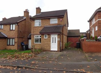 Thumbnail 3 bedroom link-detached house for sale in Glebe Farm Road, Stechford, Birmingham