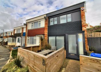 Thumbnail 3 bed end terrace house for sale in Cliff Close, Seaford, East Sussex