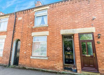 Thumbnail 3 bed terraced house for sale in Evison Road, Rothwell, Kettering
