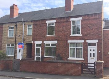 Thumbnail 2 bed town house to rent in Brookhill Lane, Pinxton, Nottingham