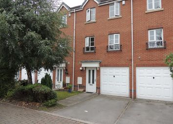 Thumbnail 3 bed town house for sale in Capstone Drive, Marple, Stockport