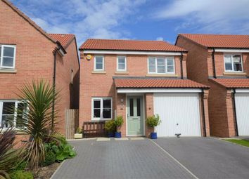 Thumbnail 3 bed detached house for sale in Brunswick Crescent, Sherburn In Elmet, Leeds