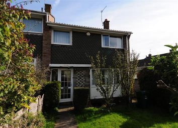 Thumbnail 3 bed end terrace house to rent in Lays Drive, Keynsham, Bristol