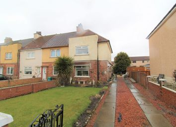 Thumbnail 2 bed end terrace house for sale in Roughcraig Street, Airdrie