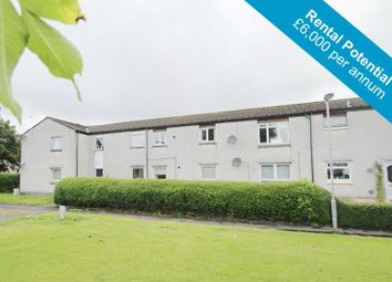 Thumbnail 2 bed flat for sale in 50, Dunvegan Place, Irvine KA129Lz