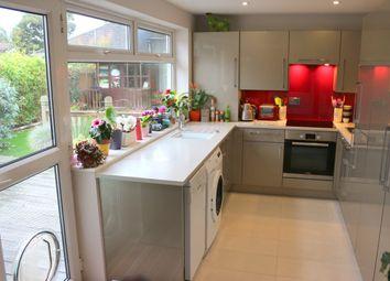 Thumbnail 3 bed detached bungalow for sale in Mowbray Avenue, Byfleet, Surrey