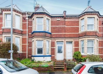 Thumbnail 3 bedroom terraced house for sale in Exeter, Devon.
