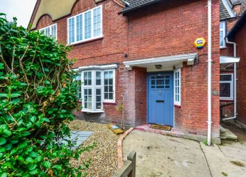 Thumbnail 4 bed maisonette to rent in Ellerton Road, Magdalen Estate, London SW183Nn