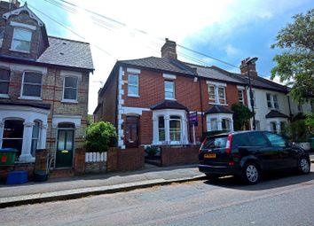 Thumbnail 4 bed end terrace house for sale in Princes Road, Teddington