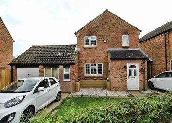 Thumbnail 4 bedroom link-detached house for sale in Broadpiece, Pennyland, Milton Keynes