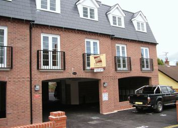 Thumbnail 2 bed flat to rent in New Street, Ludlow