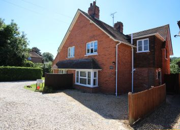 Thumbnail 3 bed semi-detached house to rent in High Street, Goring, Reading