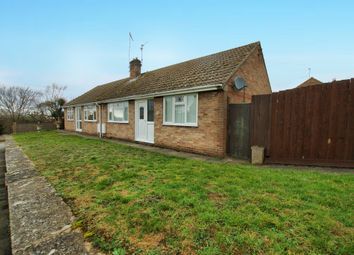 Thumbnail 2 bed semi-detached bungalow for sale in Craxford Road, Gretton, Corby
