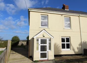 Thumbnail 4 bed semi-detached house for sale in Drym Road, Nancegollan, Helston