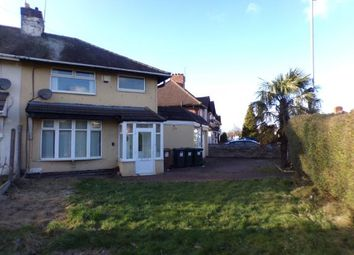 Thumbnail 3 bed semi-detached house for sale in Hawthorne Road, Delves, Walsall, West Midlands
