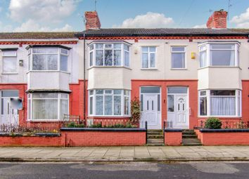Thumbnail 3 bed terraced house for sale in Elderwood Road, Tranmere, Birkenhead